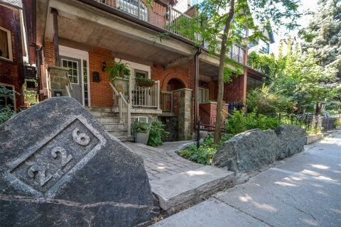Townhouse for rent at 226 Dovercourt Rd Unit 3 Toronto Ontario - MLS: C4974829