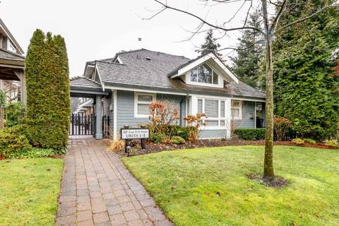 Townhouse for sale at 227 11th St E Unit 3 North Vancouver British Columbia - MLS: R2333323