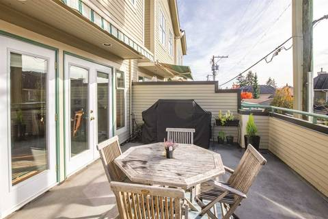 Townhouse for sale at 229 8th St E Unit 3 North Vancouver British Columbia - MLS: R2415125