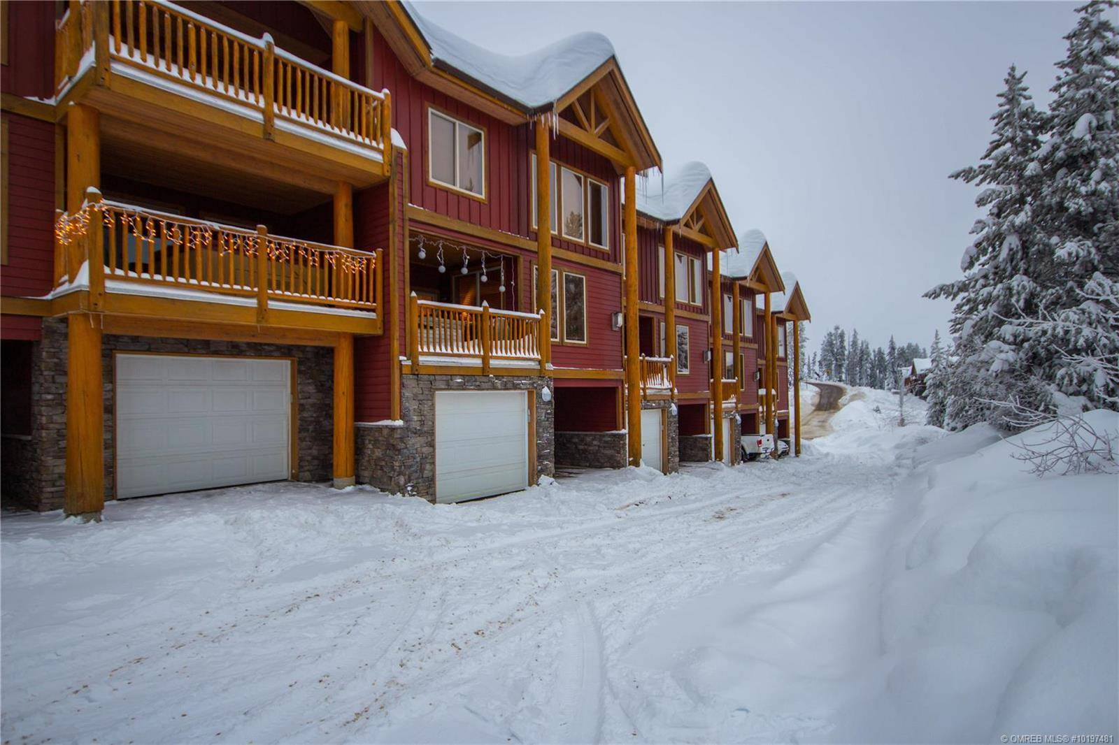 Townhouse for sale at 229 Kettle View Rd Unit 3 Big White British Columbia - MLS: 10197481