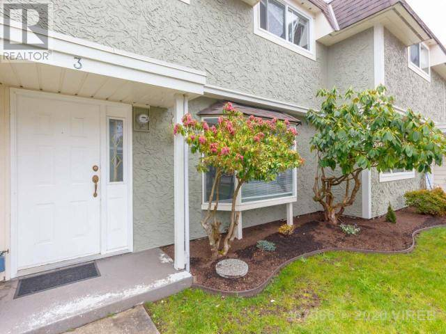Townhouse for sale at 233 Moilliet S St Unit 3 Parksville British Columbia - MLS: 467566