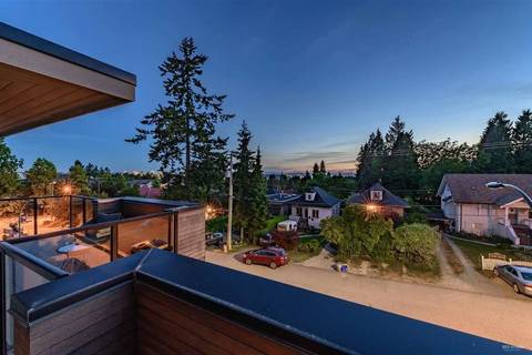 Townhouse for sale at 2358 Western Ave Unit 3 North Vancouver British Columbia - MLS: R2403407