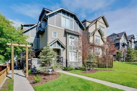 Townhouse for sale at 2416 30 St Southwest Unit 3 Calgary Alberta - MLS: C4275241