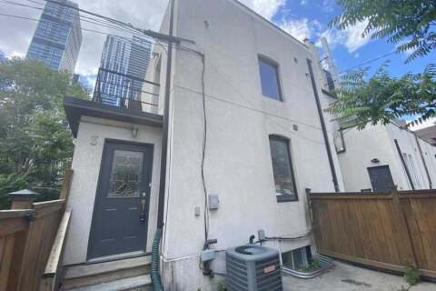 Townhouse for rent at 255 Dundas St Unit 3 Toronto Ontario - MLS: C4768058