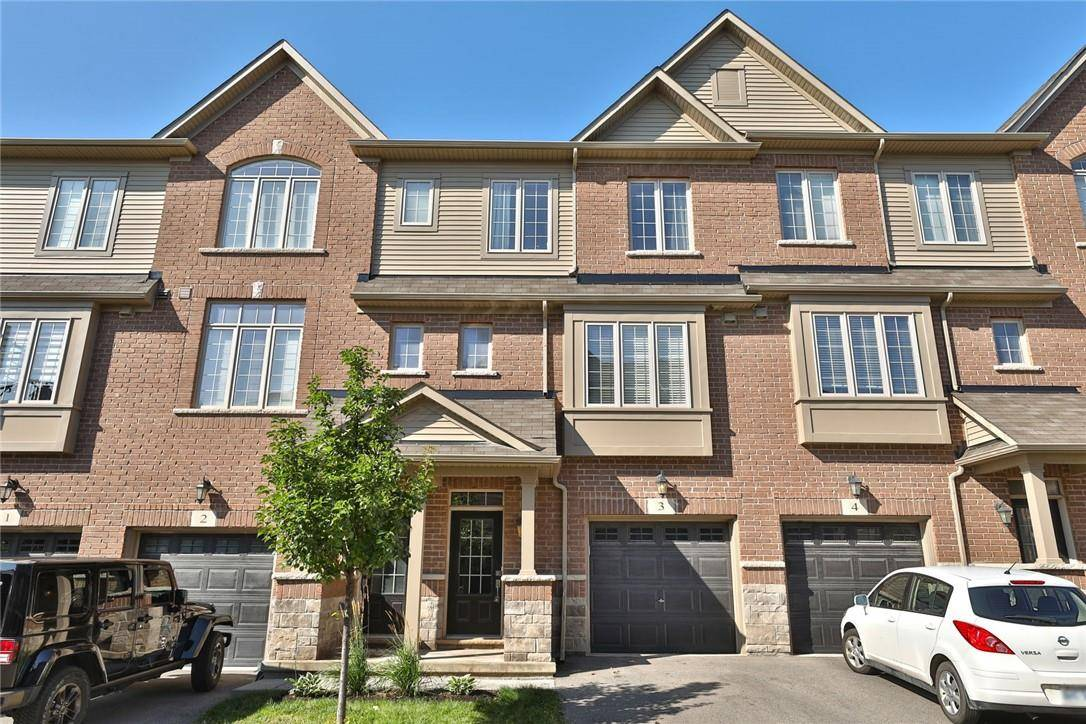 Townhouse for sale at 257 Parkside Dr Unit 3 Waterdown Ontario - MLS: H4063172