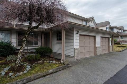 Townhouse for sale at 2575 Mcadam Rd Unit 3 Abbotsford British Columbia - MLS: R2420957