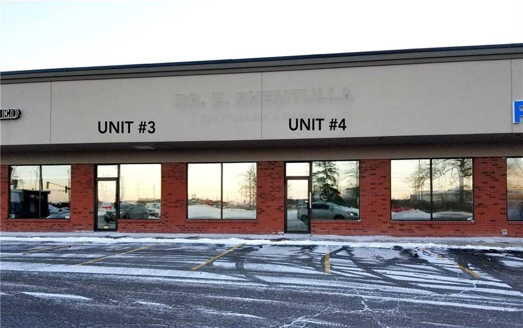 Commercial property for lease at 274 Fourth Ave Apartment 3 St. Catharines Ontario - MLS: 30789740