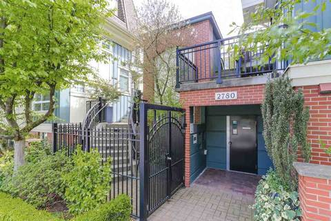 Townhouse for sale at 2780 Alma St Unit 3 Vancouver British Columbia - MLS: R2372224