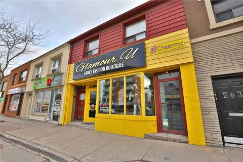 Commercial property for lease at 285 Lakeshore Rd Apartment 3 Mississauga Ontario - MLS: W4746653