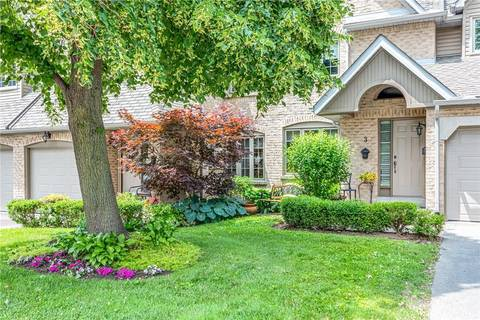 Townhouse for sale at 286 Hamilton Dr Unit 3 Ancaster Ontario - MLS: H4058414