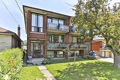 Townhouse for rent at 29 Wesley St Unit 3 Toronto Ontario - MLS: W4716029