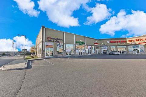 Commercial property for lease at 2901 Markham Rd Apartment 3 Toronto Ontario - MLS: E4641546