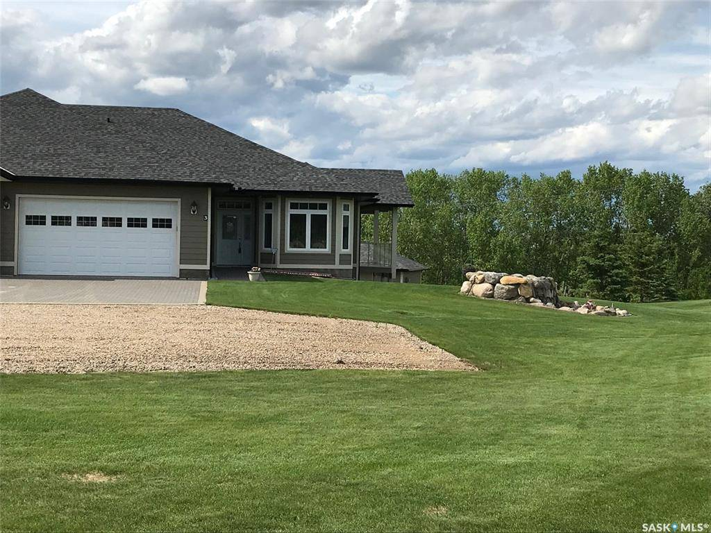 House for sale at 304 Carl Erickson Ave Unit 3 Shell Lake Saskatchewan - MLS: SK776169