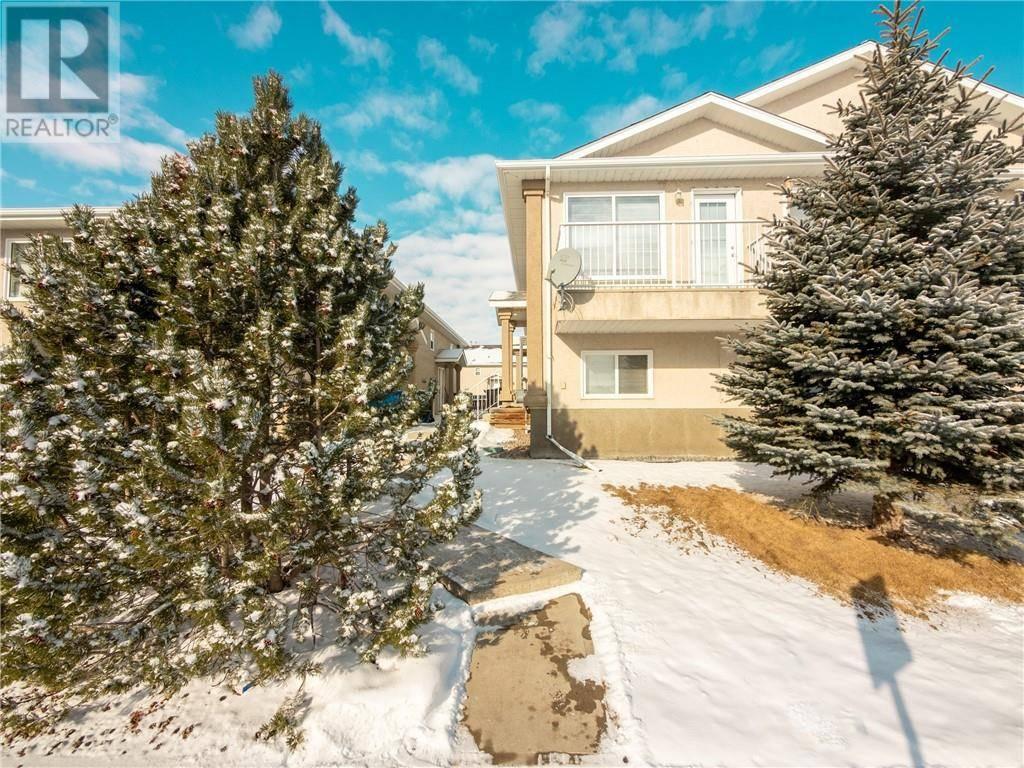 Townhouse for sale at 304 Highlands Blvd W Unit 3 Lethbridge Alberta - MLS: ld0189228