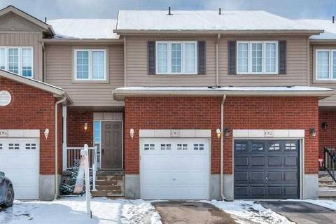 Townhouse for sale at 305 Briarmeadow Dr Unit 3 Kitchener Ontario - MLS: X4663409