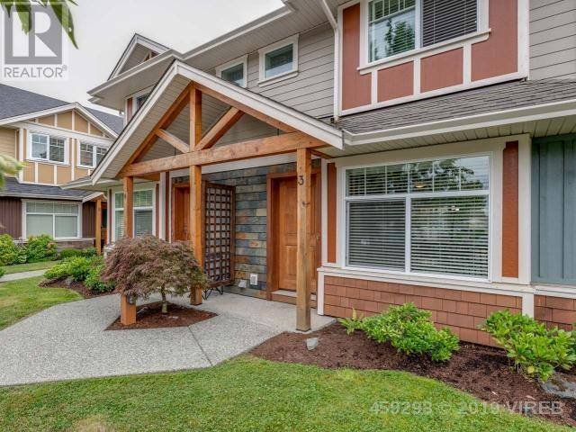 Townhouse for sale at 3050 Sherman Rd Unit 3 Duncan British Columbia - MLS: 459298