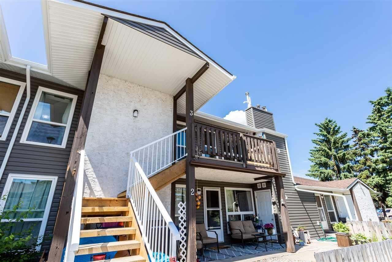 Townhouse for sale at 3111 142 Av NW Unit 3 Edmonton Alberta - MLS: E4204913