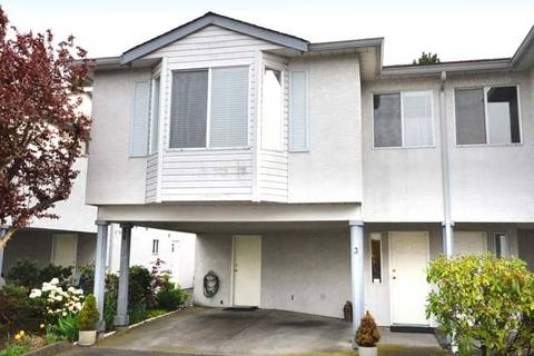 Townhouse for sale at 3111 Beckman Pl Unit 3 Richmond British Columbia - MLS: R2363957