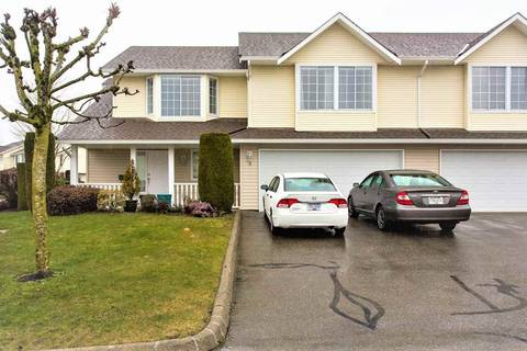 Townhouse for sale at 31255 Upper Maclure Rd Unit 3 Abbotsford British Columbia - MLS: R2441967
