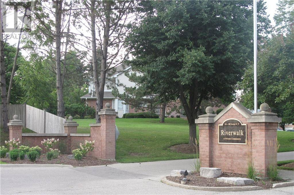 Townhouse for sale at 313 George St North Unit 3 Cambridge Ontario - MLS: 30792756