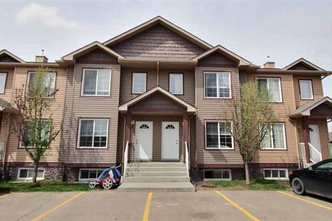 Townhouse for sale at 320 Spruce Ridge Rd Unit 3 Spruce Grove Alberta - MLS: E4155228