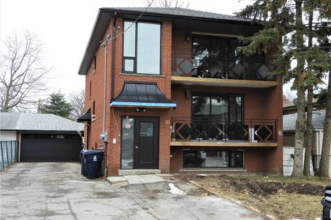 Townhouse for rent at 33 Muskoka Ave Unit 3 Toronto Ontario - MLS: W4687069