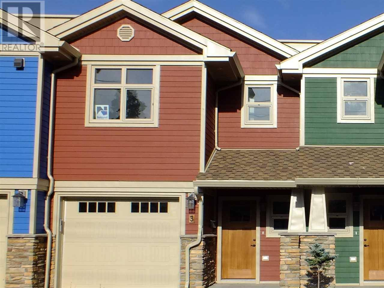 Townhouse for sale at 3320 Kenney St Unit 3 Terrace British Columbia - MLS: R2415959