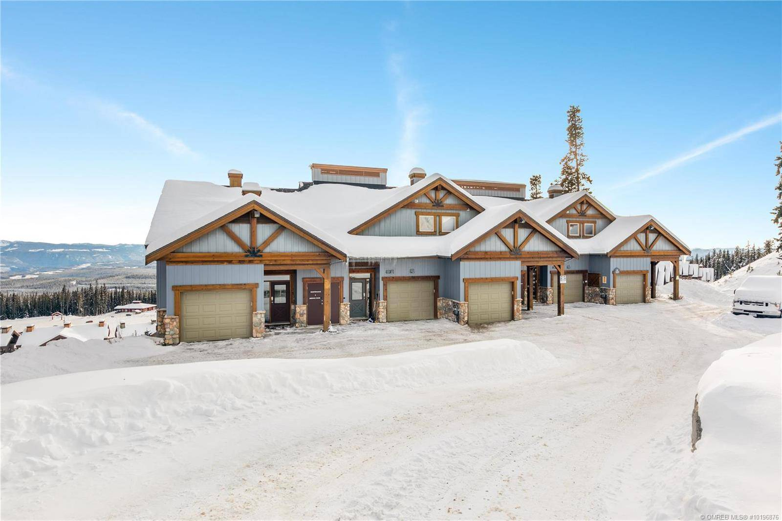 Townhouse for sale at 350 Whitehorse Ln Unit 3 Big White British Columbia - MLS: 10196876