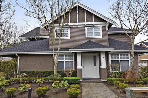 Townhouse for sale at 3511 Granville Ave Unit 3 Richmond British Columbia - MLS: R2359833