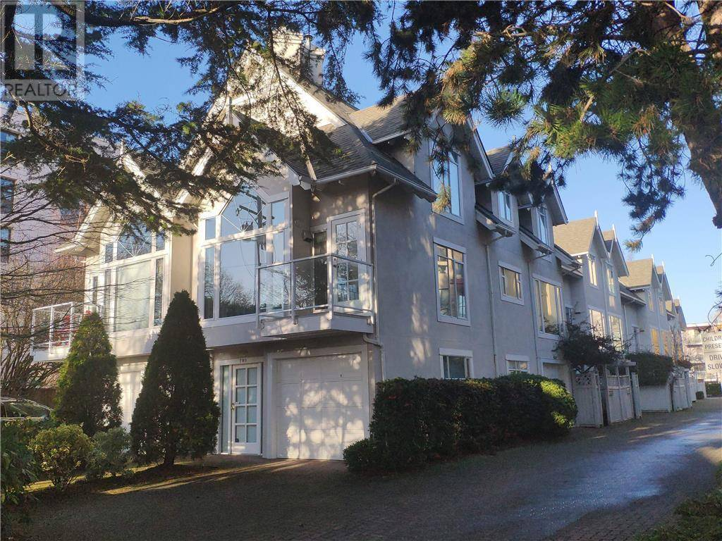 Townhouse for sale at 356 Simcoe St Unit 3 Victoria British Columbia - MLS: 420550