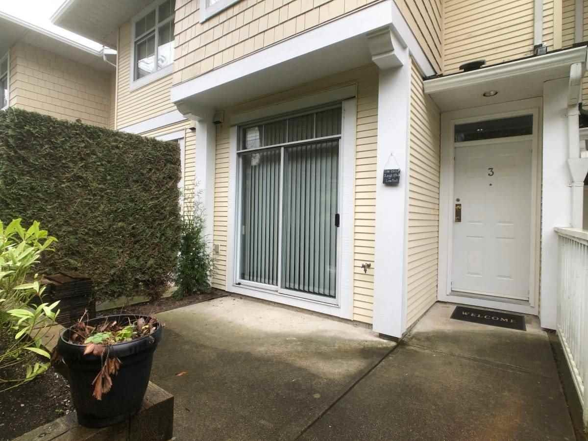 Removed: 3 - 3588 Whitney Place, Vancouver, BC - Removed on 2020-02-21 05:09:27