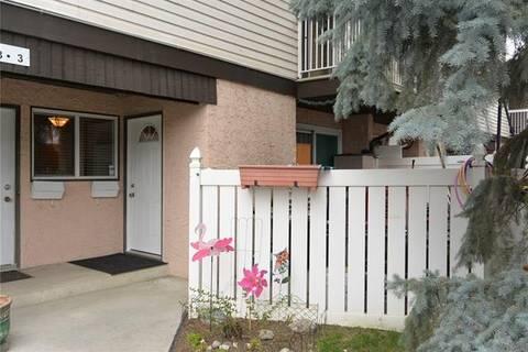 Townhouse for sale at 3705 Fonda Wy Southeast Unit 3 Calgary Alberta - MLS: C4295978