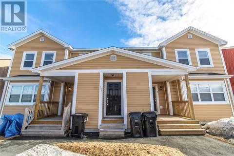 House for sale at 387 Blackmarsh Rd Unit 3 St. John's Newfoundland - MLS: 1195127