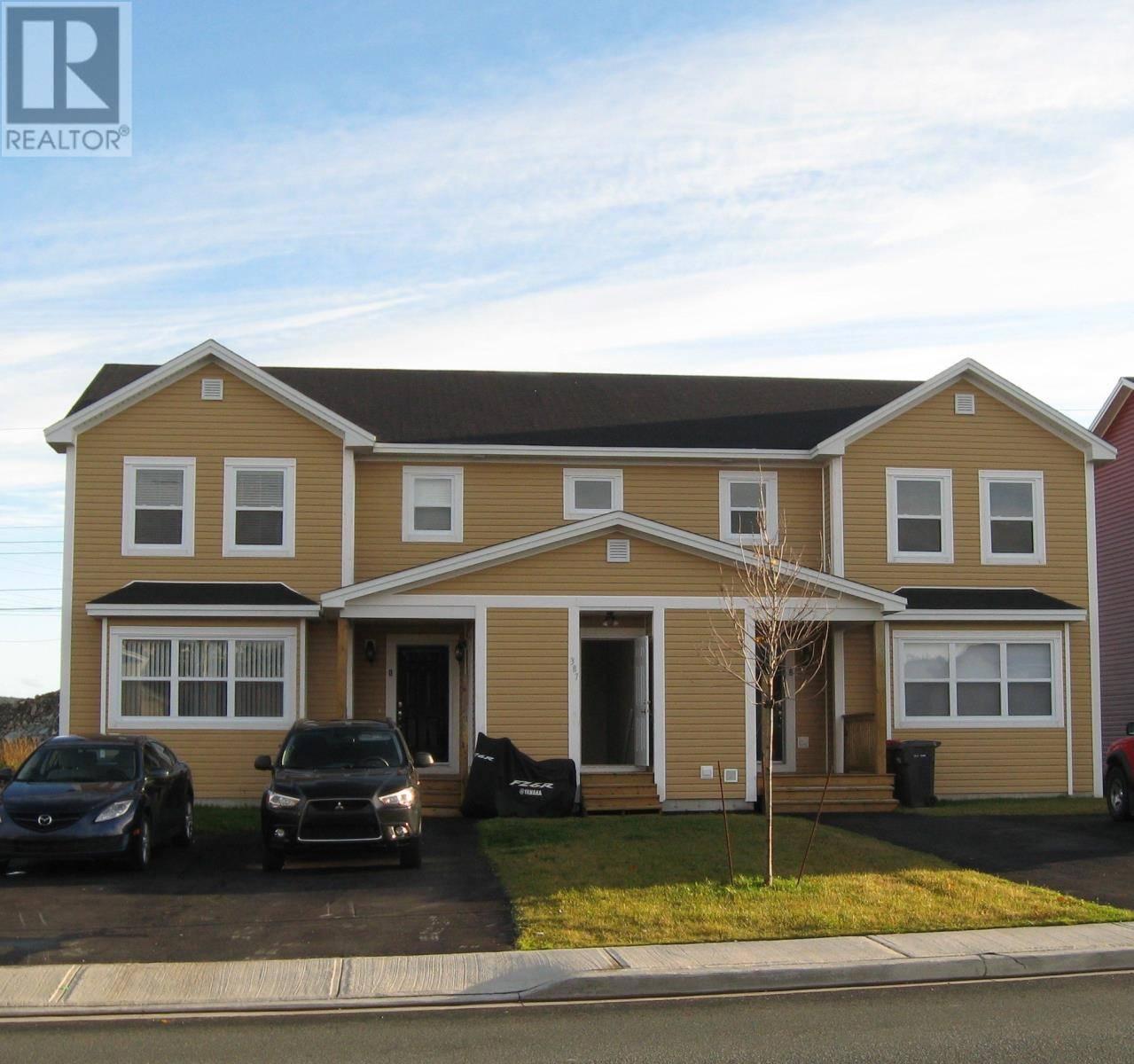 House for sale at 0 Blackmarsh Rd Unit 3 St. John's Newfoundland - MLS: 1202483