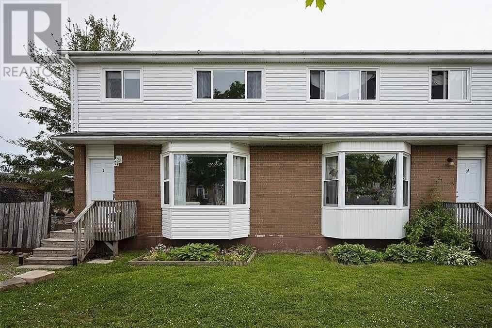 Townhouse for sale at 3 Wilbur Ct Woodlawn Nova Scotia - MLS: 202011945