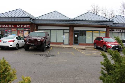 Commercial property for lease at 49 Kennedy Rd Apartment 3 & 4 Brampton Ontario - MLS: W4435512
