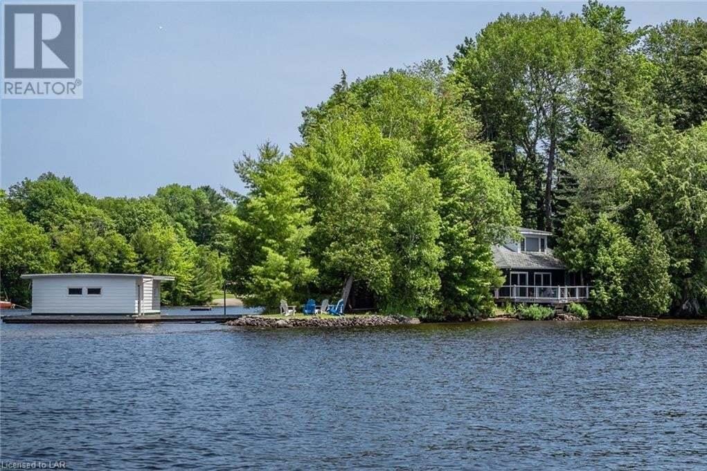 House for sale at 4 Mb Henry Island Is Unit 3 Gravenhurst Ontario - MLS: 260173