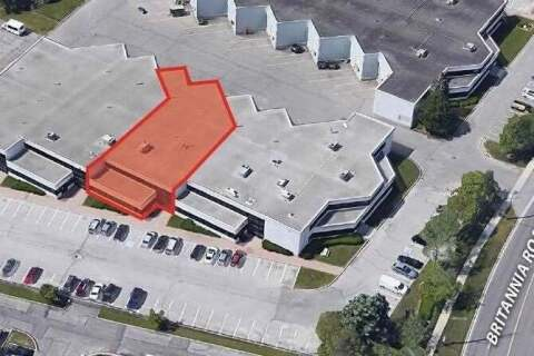 Commercial property for lease at 400 Britannia Rd Apartment 3 Mississauga Ontario - MLS: W4923809