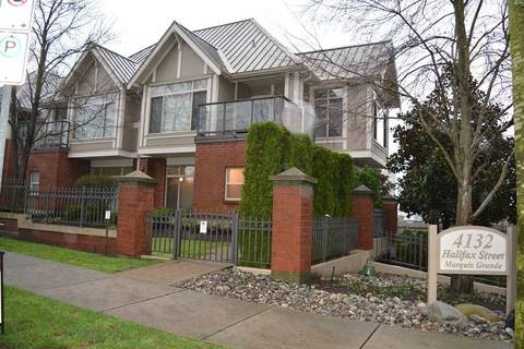 Townhouse for sale at 4132 Halifax St Unit 3 Burnaby British Columbia - MLS: R2422573