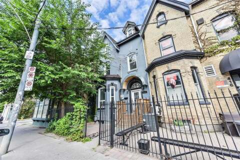 Townhouse for rent at 414 Dundas St Unit 3 Toronto Ontario - MLS: C4922771