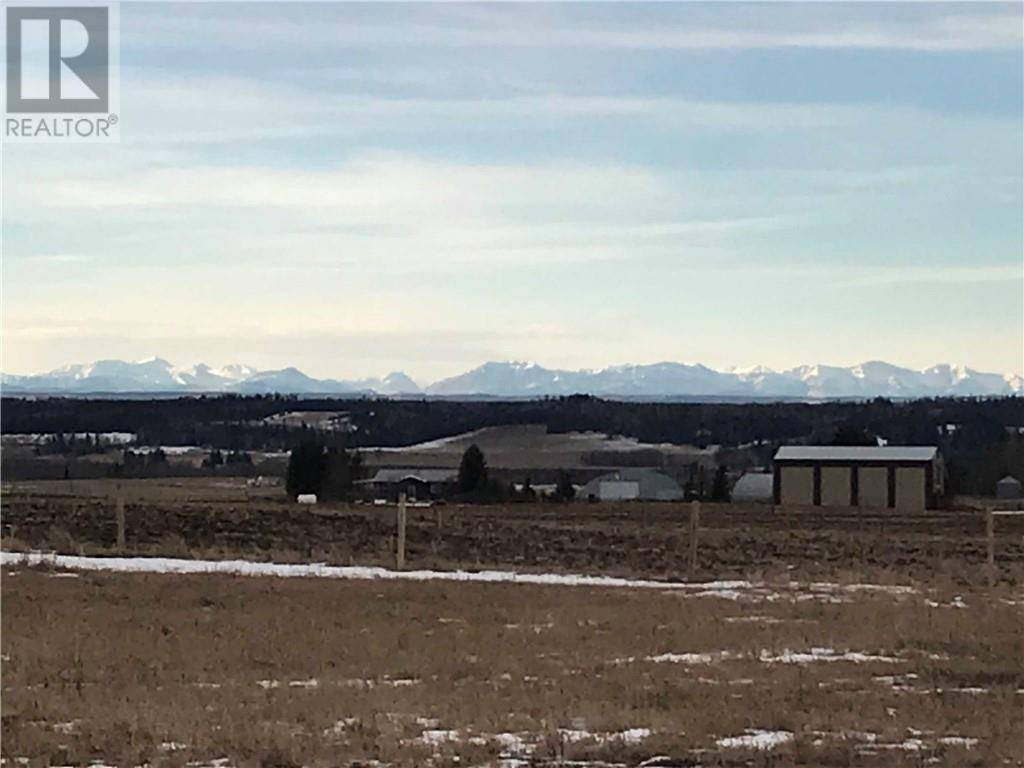 Residential property for sale at 4141 Township Rd Unit 3 Rural Mountain View County Alberta - MLS: ca0109000