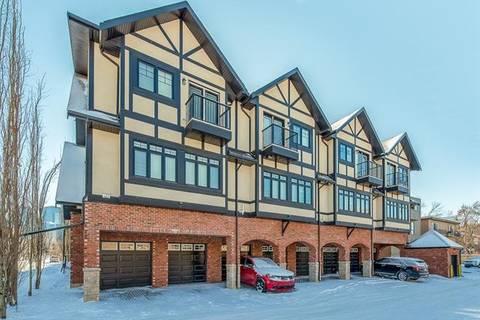 Townhouse for sale at 420 8 St Northwest Unit 3 Calgary Alberta - MLS: C4257740
