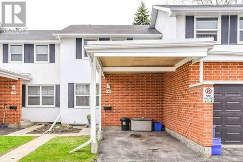 Townhouse for sale at 423 Keats Wy Unit 3 Waterloo Ontario - MLS: 30732525