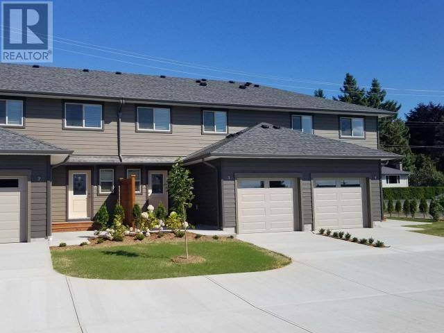 Townhouse for sale at 4251 Westview Ave Unit 3 Powell River British Columbia - MLS: 14318