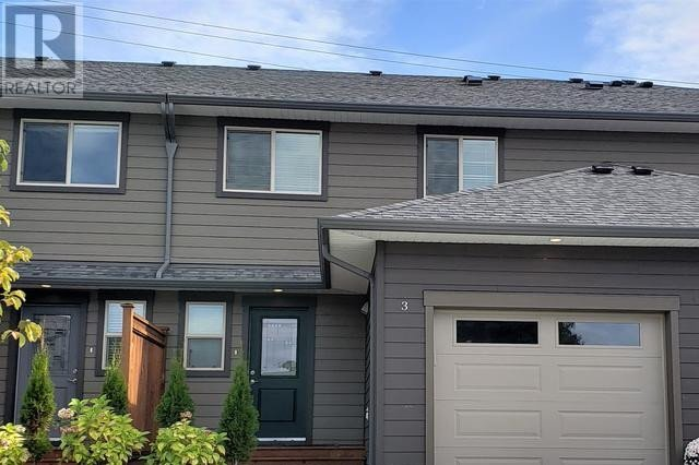 Townhouse for sale at 4251 Westview Ave Unit 3 Powell River British Columbia - MLS: 15343