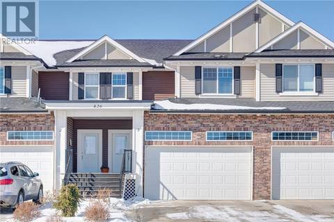 Townhouse for sale at 426 Snead Cres Unit 3 Warman Saskatchewan - MLS: SK803205