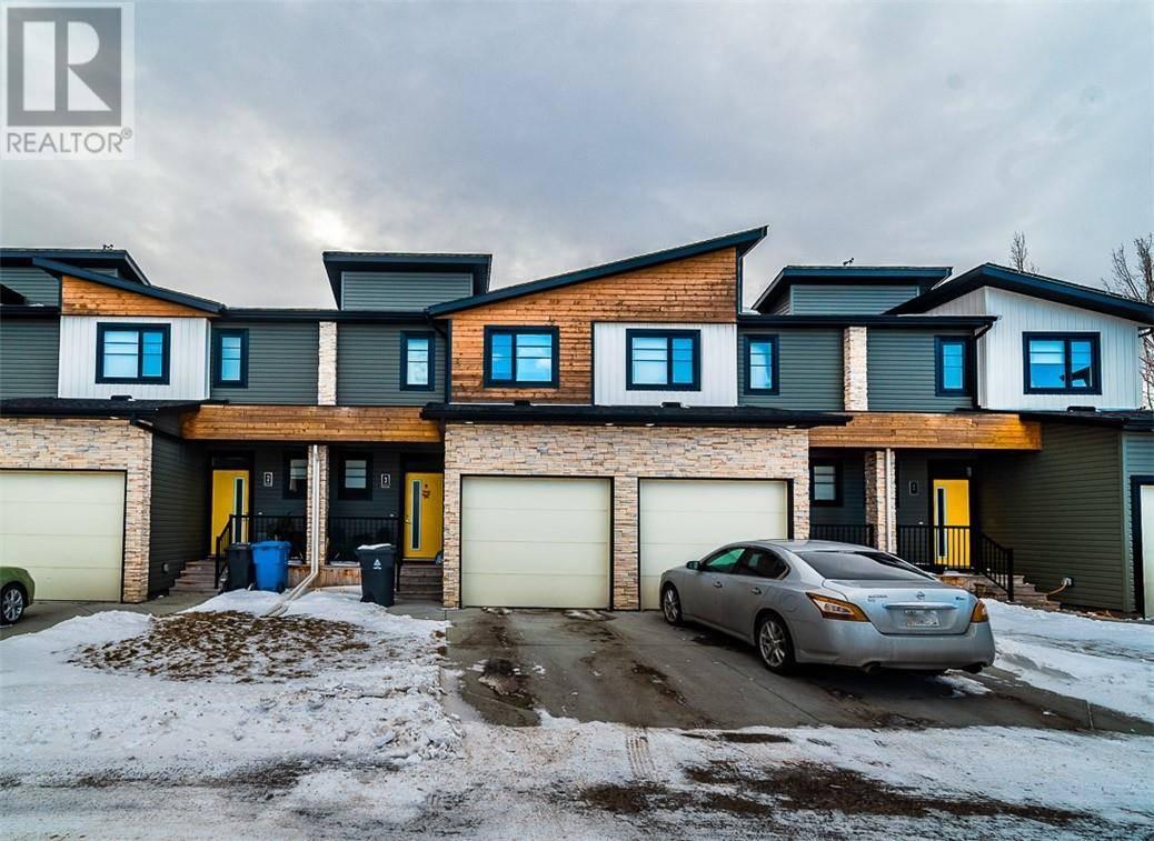 Townhouse for sale at 434 Highlands Blvd W Unit 3 Lethbridge Alberta - MLS: ld0189126