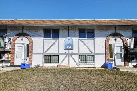 Townhouse for sale at 451 Huntsville Cres Northwest Unit 3 Calgary Alberta - MLS: C4247713