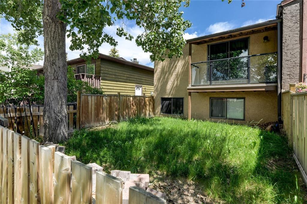 For Sale: 4528 75 Street Northwest, Calgary, AB | 2 Bed, 1 Bath Townhouse for $195,500. See 10 photos!