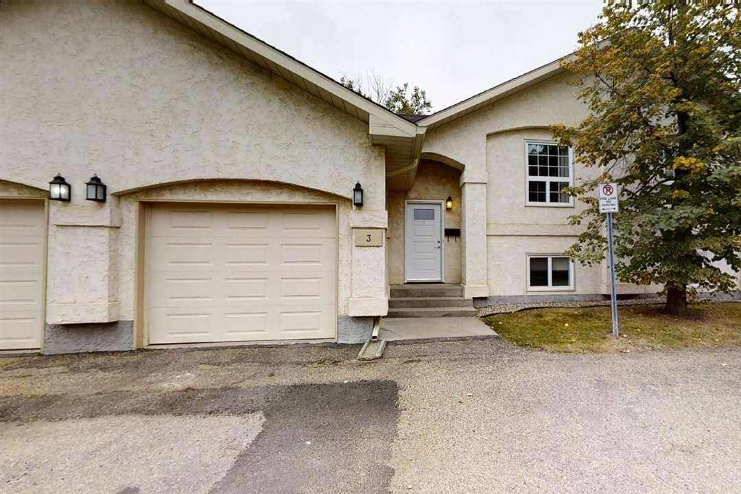 Townhouse for sale at 4630 17 Av NW Unit 3 Edmonton Alberta - MLS: E4217066